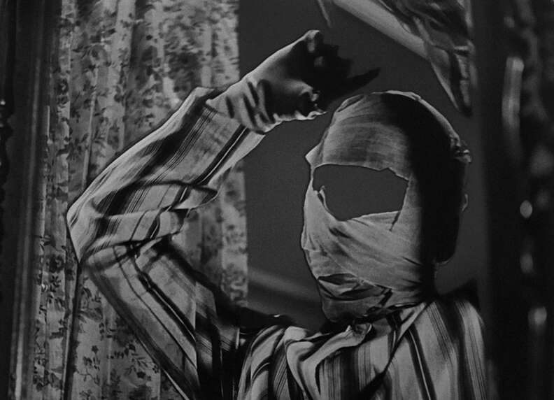 Dr Jack Griffin The Invisible Man