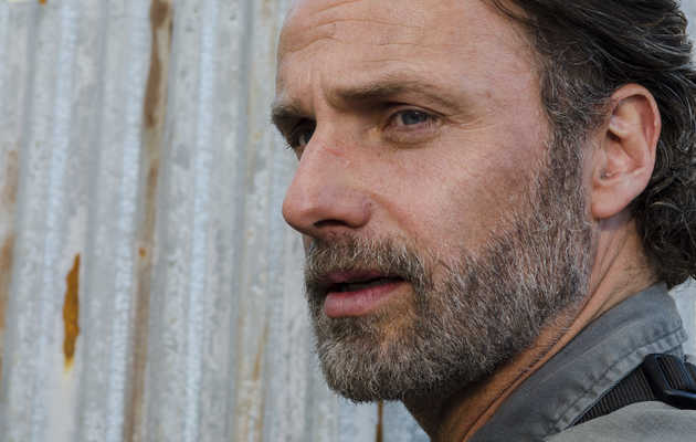 'The Walking Dead' Star Andrew Lincoln on Rick's Next Move & His Future on the Series