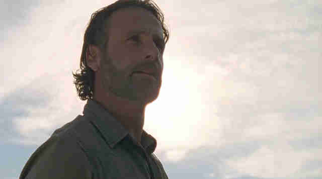 rick walking dead season 8 premiere speech