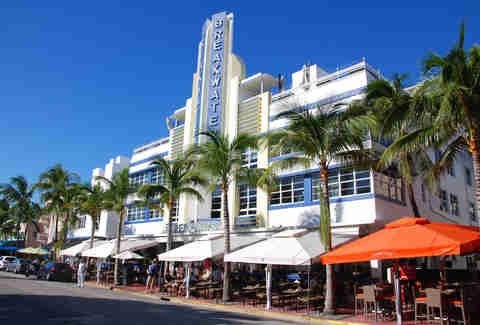 art deco miami