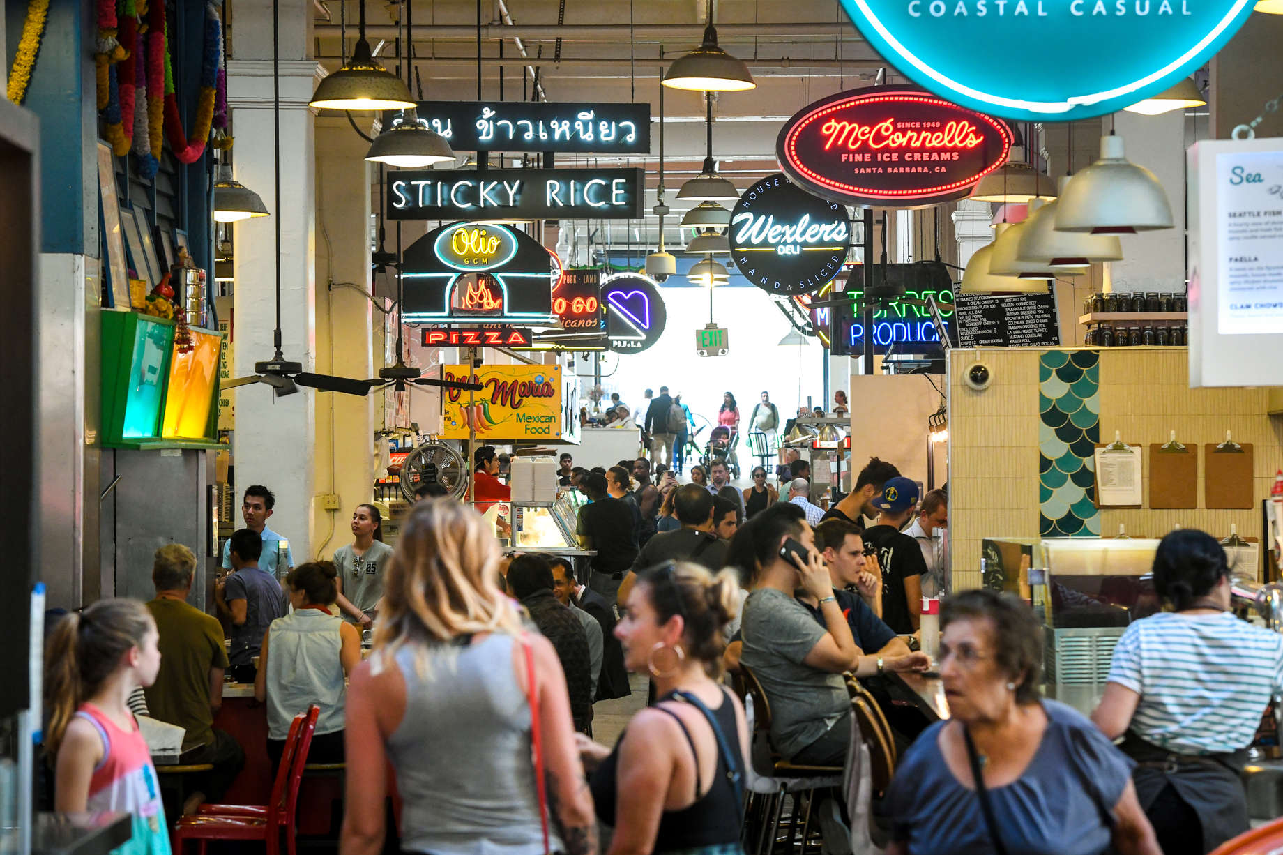 Best Grand Central Market Food and Restaurants - Thrillist