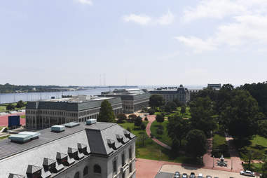 US Naval academy