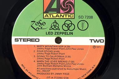 Led Zeppelin IV, Zoso