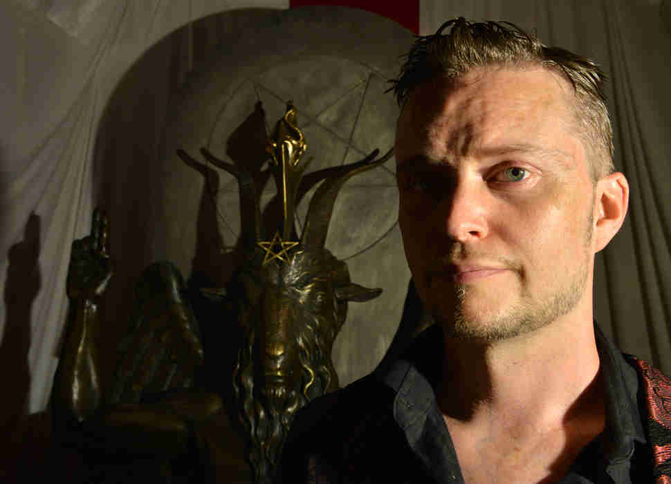 Lucien Greaves, Satanic Temple co-founder