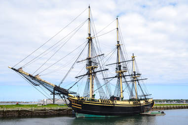 Friendship of Salem Boat