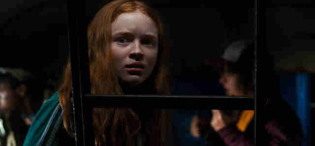 sadie sink age stranger things