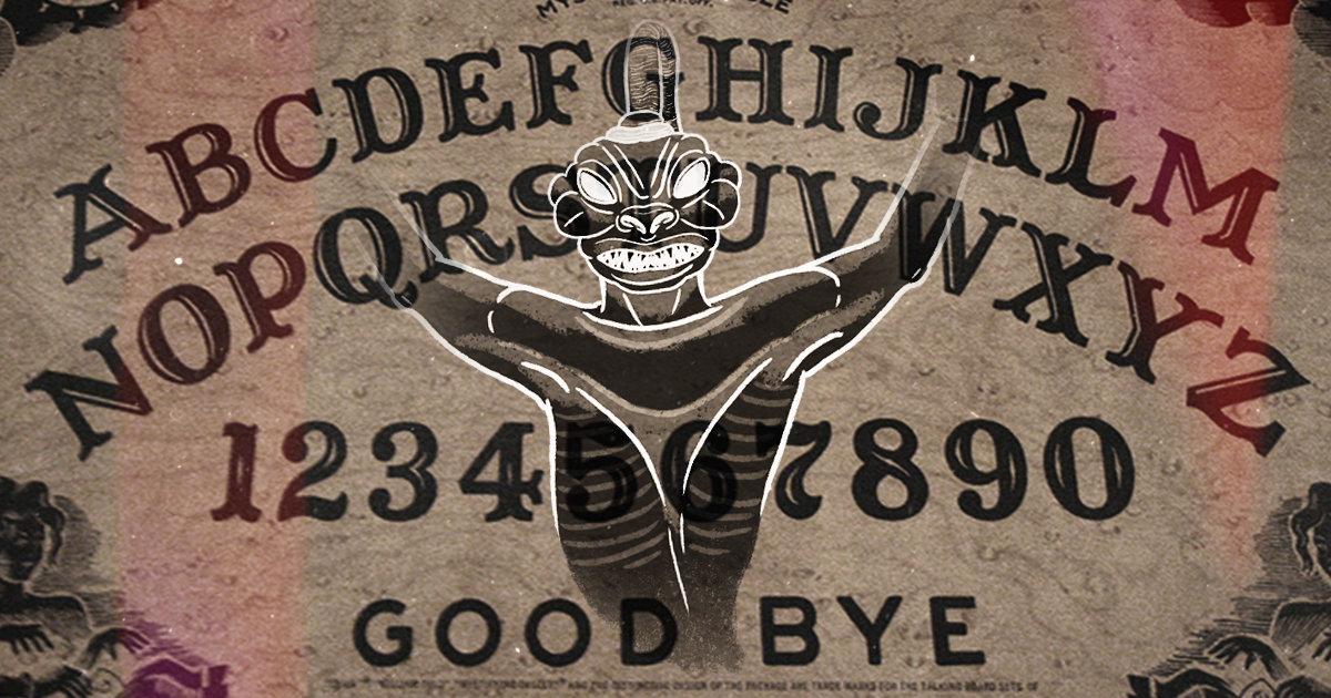 Zozo Demon Legend Link To Ouija Board And Led Zeppelin Thrillist