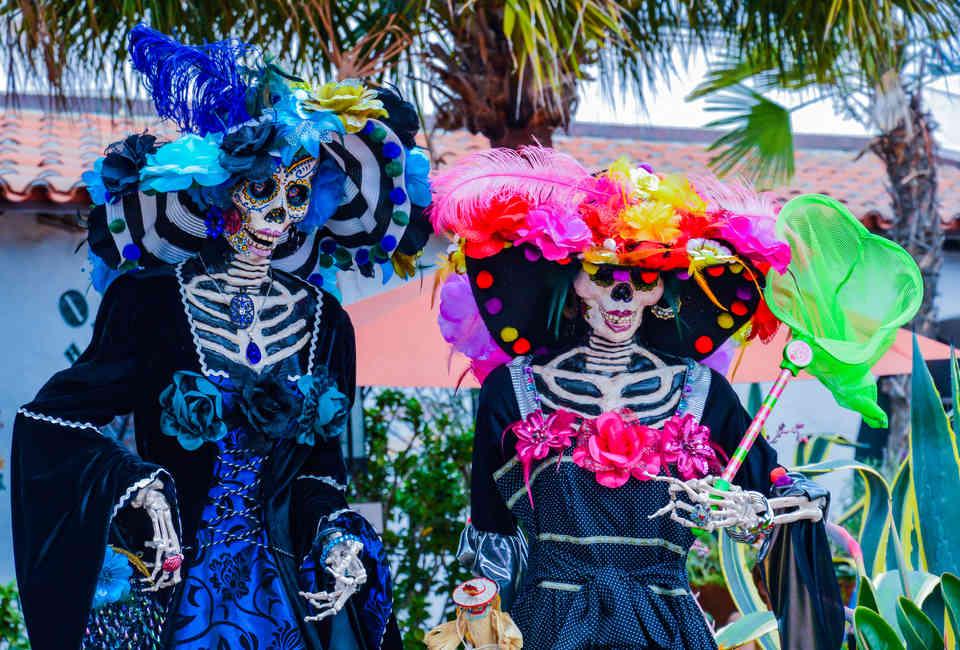 Best Dia de los Muertos Celebrations in US - Thrillist