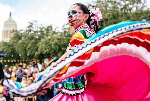 Best Dia De Los Muertos Celebrations In Us Thrillist