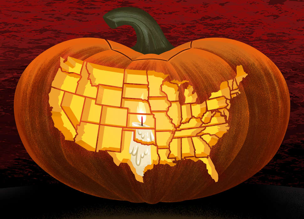 Best Halloween Costume in Every State