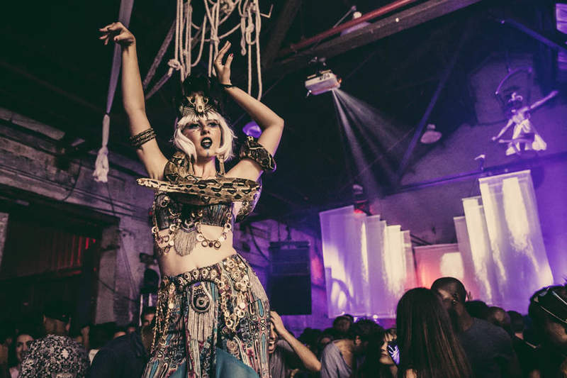 Best Halloween Parties in NYC 2017 - Thrillist
