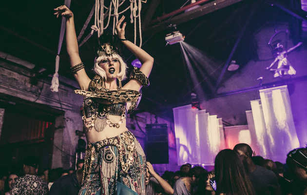 Every Scary, Sexy NYC Halloween Party You Need to Attend This Year