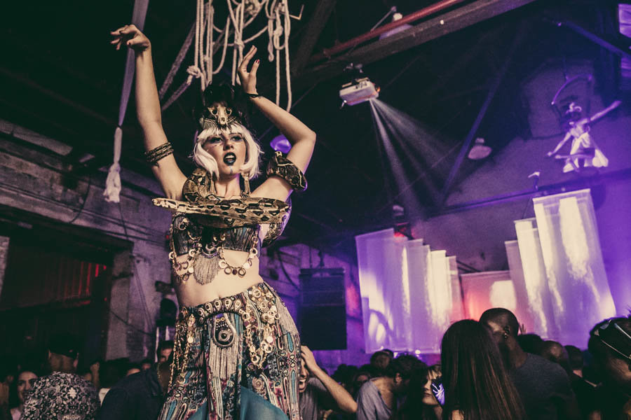 Best Halloween Parties In Nyc 2017 Thrillist