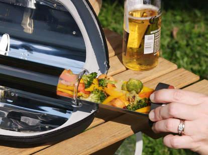 solar grill