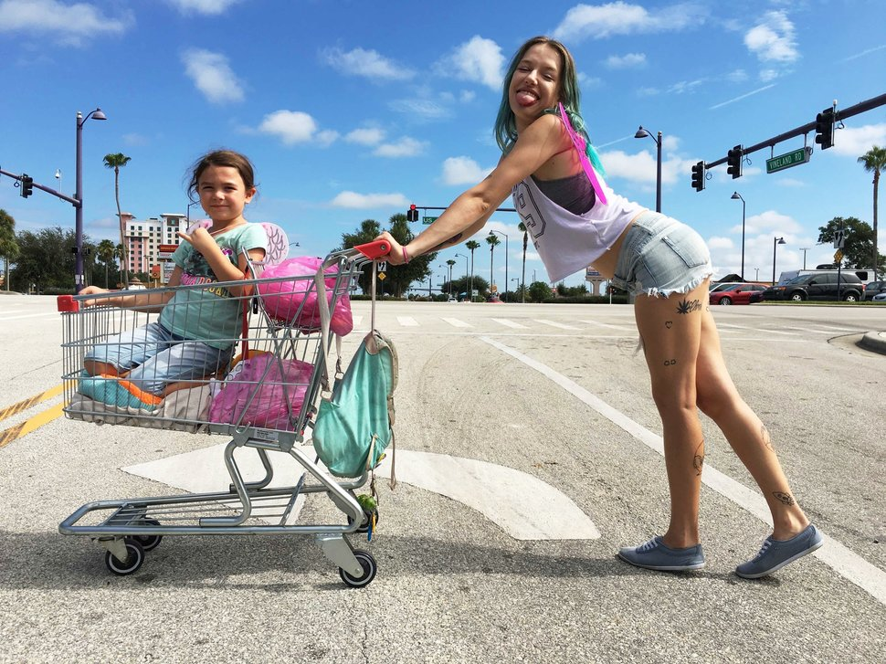 The Florida Project Director Digs In To His DisneyAdjacent Drama - The dark side of disney