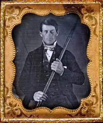 Phineas Gage iron rod