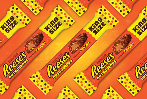 Reeses Is Unleashing New Outrageous Candy Bars Thrillist
