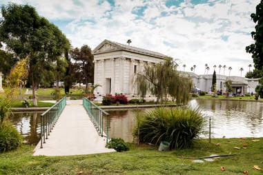 hollywood forever cemtery