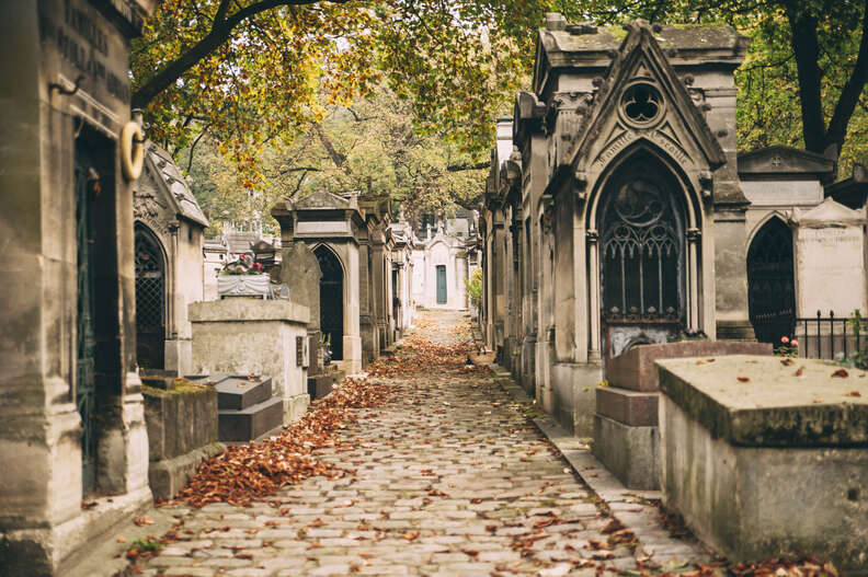 most popular cemeteries in the world