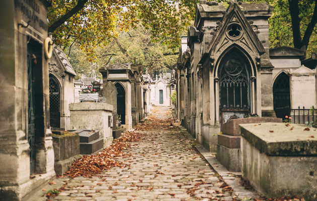 The World's Most Fascinating Cemeteries to Visit Before You Die