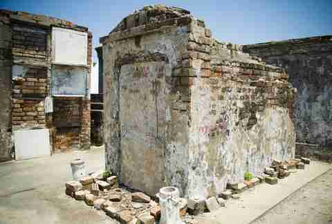 saint louis cemetery no 1