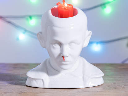 stranger things candle
