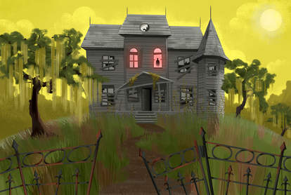 what to do if you buy a haunted house