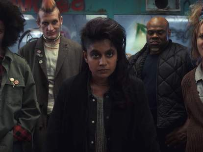 Stranger Things Punks