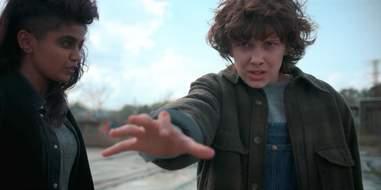 Stranger Things Eleven