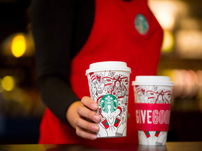 starbucks holiday cup 2017