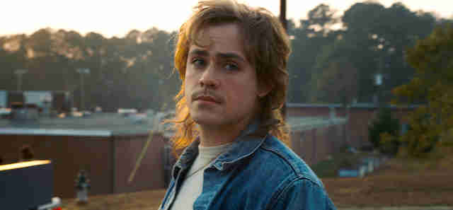 dacre montgomery on stranger things 2