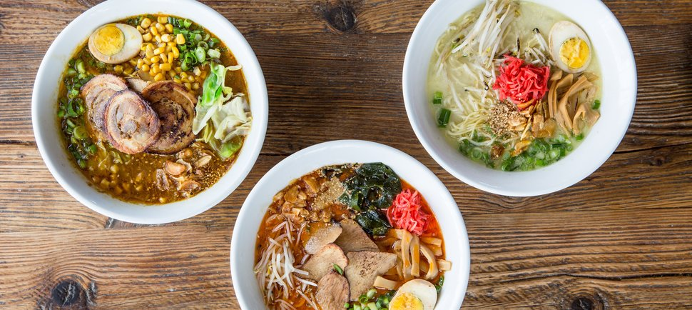 These San Diego Ramen Shops Will Make Winter Somewhat More Bearable