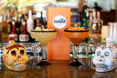 Salud Mexican Bistro and Tequileria