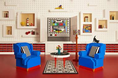 airbnb lego apartment