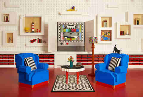 airbnb lego apartment