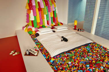 Airbnb lego home