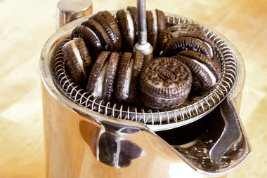 French Pressed Oreos