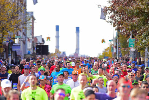 Map Of New York Marathon 2017.Nyc Marathon 2017 Guide Route Map Start Time Road Closures