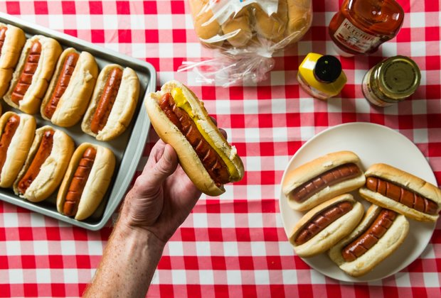 Forget the Sandwich Debate. Is a Hot Dog a Snack?
