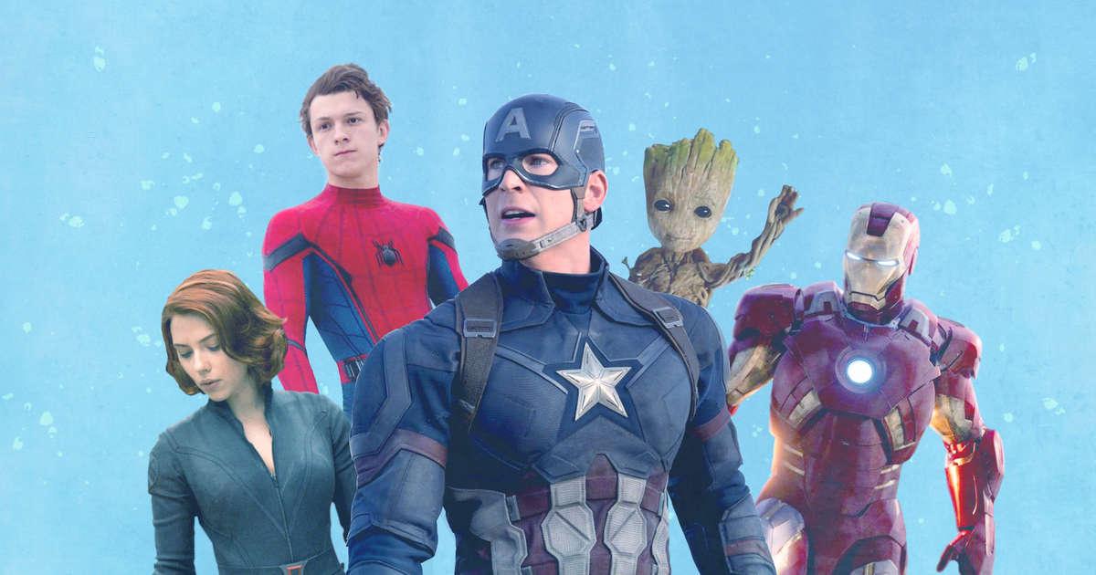 Best Marvel Mcu Movies Every Marvel Cinematic Universe Movie
