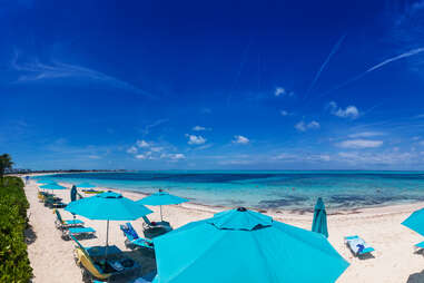 Grace Bay Beach, Providenciales
