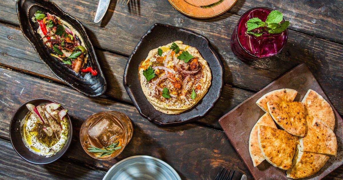 Why Modern Israeli Food Is America's New Favorite Cuisine