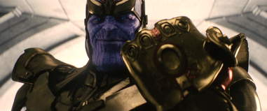 thanos in avengers age of ultron