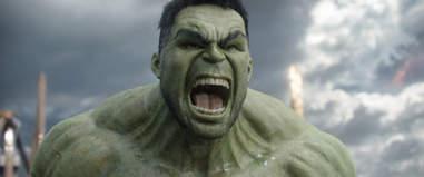 hulk in thor ragnarok