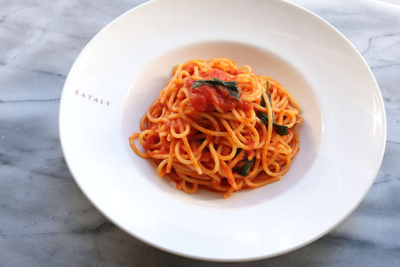 everything to eat at Eataly LA