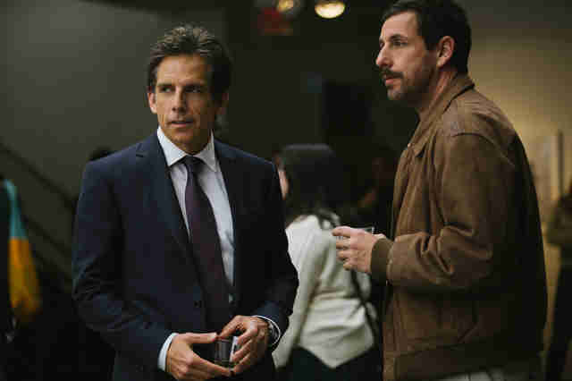 the meyerowitz stories on netflix