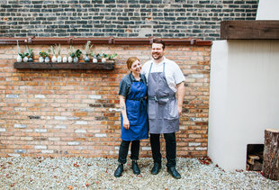Chicago's Best Chefs of the Year Are Bonded by Food and Marriage