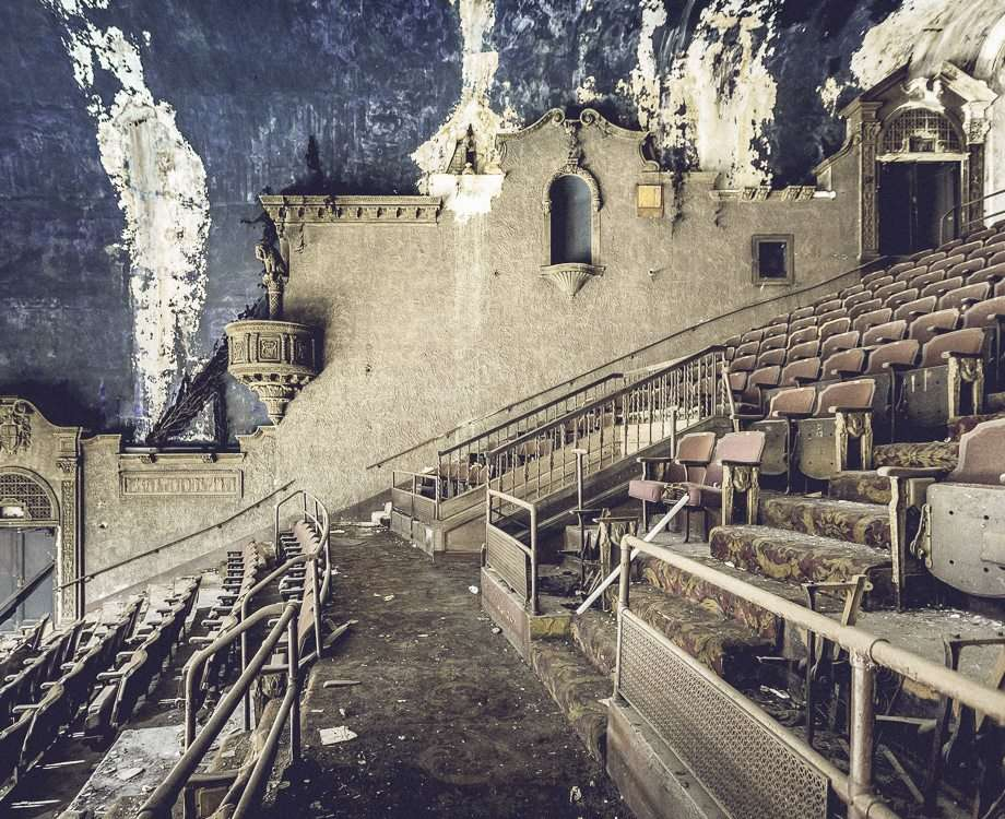 Abandoned Places In Nyc Thrillist