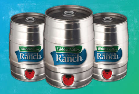 ranch keg