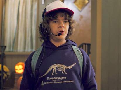 stranger things brontosaurus shirt